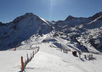 Andorra, el país de los Pirineos.