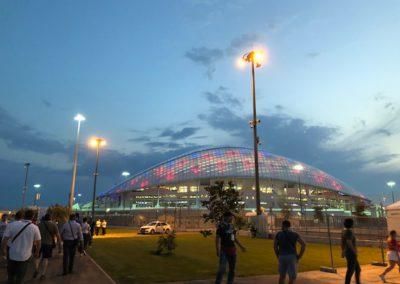 El Fisht - Estadio Olímpico de Sochi