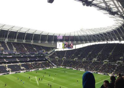 El nuevo Tottenham Hotspur Stadium