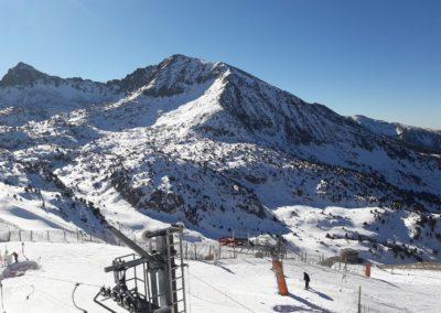 Grand Valira, pistas de esquí