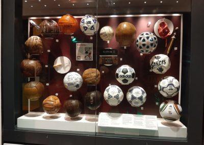 Joyas del Museo Nacional de Futbol