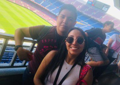 Tour por el Estadio del FC Barcelona